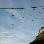 Фестиваль бейсджампинга «Skypark BASE Days» 2018 фотографии