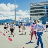 Открытые соревнования по скандинавской ходьбе 2018 фотографии