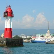 Сочинский маяк фотографии
