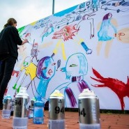 Фестиваль Street ART Weekend 2017 фотографии