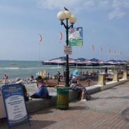 Пляж «Приморский» фотографии