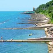 Дикие и нудистские пляжи Сочи фотографии