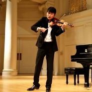 Концерт «Виртуозы скрипки» 2017 фотографии