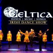 Ирландское танцевальное шоу «Celtica» 2019 фотографии