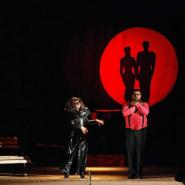 Спектакль «Мастер и Маргарита» на Роза Хутор 2018 фотографии