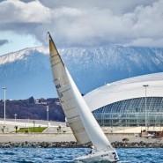 Регата Sochi Winter Cup 2017/2018 фотографии