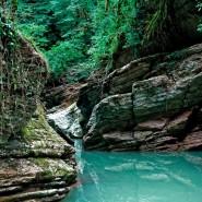 Каньоны реки Псахо фотографии