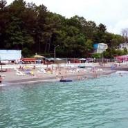 Пляж «Альбатрос» фотографии