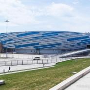 Ледовая арена «Шайба» фотографии