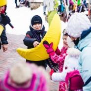 День Защитника Отечества на курорте «Горки Город» 2019 фотографии