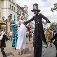 Выступление Уличных театров страны 2019 фотографии