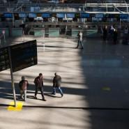 Акция «Час Земли» в аэропорту Сочи 2018 фотографии