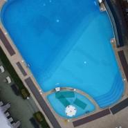 Крещенские купания на курорте «Газпром» 2018 фотографии
