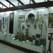 Этнографический музей в поселке Лазаревское фотографии