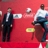Парк Кубка Конфедераций FIFA 2017 в Сочи фотографии