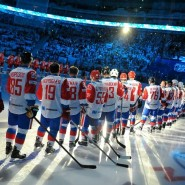 Гала-матч Ночной Хоккейной Лиги 2018 фотографии