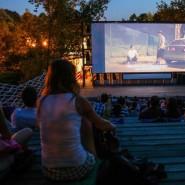 Кинопоказы в Олимпийском Парке 2017 фотографии