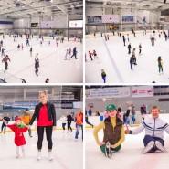 Катания на коньках в Олимпийском Парке 2017 фотографии
