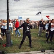 Флешмоб «Rock-n-mob» 2019 фотографии