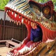 Парк динозавров «Затерянный мир» фотографии