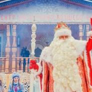 Дед Мороз из Великого Устюга в Сочи 2017 фотографии