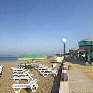 Пляж «Спутник» фотографии