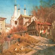 Выставка «Российские просторы (живопись XX века)» фотографии