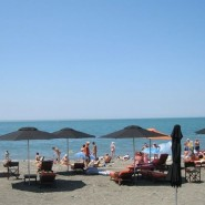 Пляж «Мандарин» фотографии
