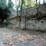 Остатки крепости форта Лазарева фотографии