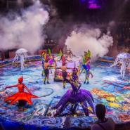 Цирковое шоу Гии Эрадзе «Баронеты» 2019 фотографии