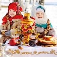Масленичные гулянья на курорте «Газпром» 2019 фотографии