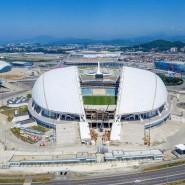 Олимпийский стадион «Фишт» фотографии
