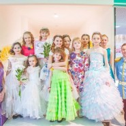 Конкурс «Маленькая Мисс Весна» 2017 фотографии