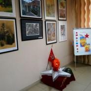 Выставка «Великой Победе посвящается...» фотографии
