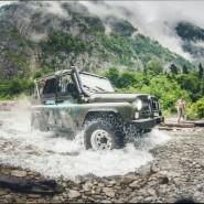 Джип-тур в Абхазию из Сочи с купанием в море фотографии