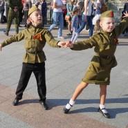 Танцевальная зарядка «Под мирным небом» ко Дню Победы 2021 фотографии