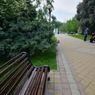 Комсомольский сквер фотографии