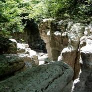 Ущелье «Белые скалы» фотографии