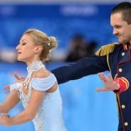 Выступление сборной команды России по фигурному катанию на коньках 2017 фотографии