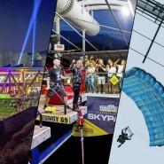 День рождения Skypark AJ Hackett Sochi 2019 фотографии