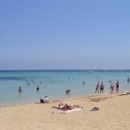 Пляж «Фламинго» фотографии