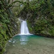 Водопад «Чудо-красотка» фотографии