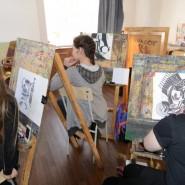 Выставка детского рисунка «Охрана труда глазами детей» фотографии