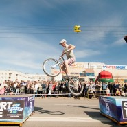 Велотриал-шоу 2017 фотографии