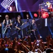 Концерт группы Scorpions 2017 фотографии