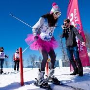 Любительские соревнования по горным лыжам и сноуборду 2019 фотографии