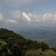 Гора Ахун и Ахунская башня фотографии