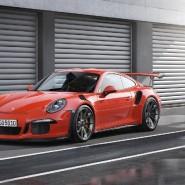 Гоночное такси на Porsche 911 GT3 2018 фотографии