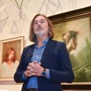 Выставка Никаса Сафронова «Ожившие полотна» фотографии