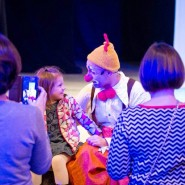 Спектакль «Маленькие истории» 2018 фотографии